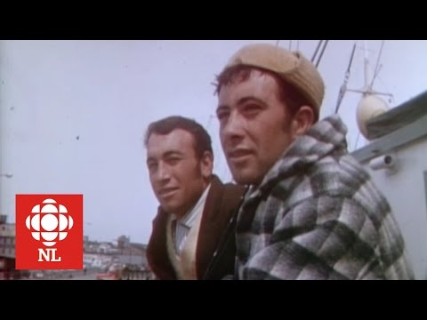 Retro St. John's - The Newfoundland capital in 1967