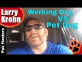Working Dog Training vs Pet Dog Training / WHY YOU NEED BOTH