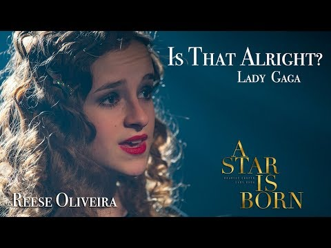 Lady Gaga - Is That Alright? (A Star Is Born) cover by Reese Oliveira of One Voice Children's Choir
