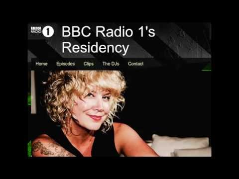 Heidi playing Eddie Niguel - Absolute on BBC Radio 1