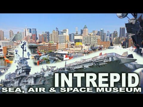 Intrepid - New York, Manhattan 4K