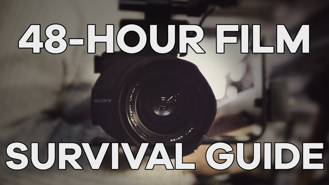 Nickel Tips and Resources for Making a Short Film in 48