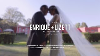 Enrique & Daysi Lizett - Wedding Film Trailer // Cholula, Puebla