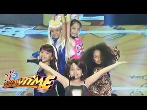 """Napa-""""Stop"""" Ang Madlang People Dahil Sa MiNiME Ng Spice Girls"""