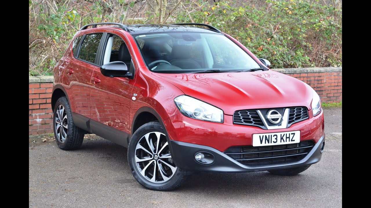 wessex garages used nissan qashqai 360 at pennywell road. Black Bedroom Furniture Sets. Home Design Ideas