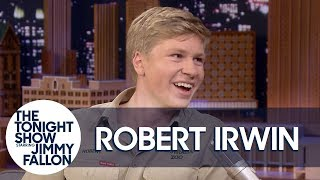 Robert Irwin Reveals An Outtake Photo From His Sister Bindi's Engagement