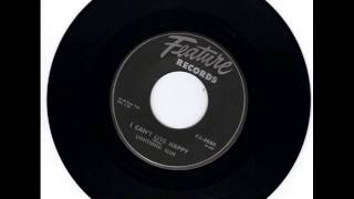 LIGHTNING SLIM  - NEW ORLEANS BOUND -  I CANT LIVE HAPPY -    FEATURE 45 3008