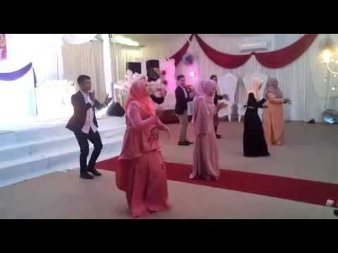 joget pucuk pisang annual dinner kayns