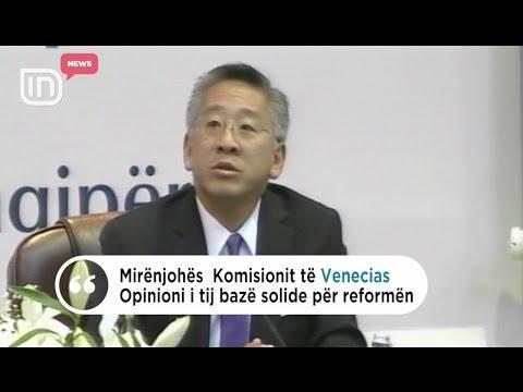 Donald Lu: Dakort me Berishën; Të presim opinionin e Venecias