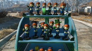 Fallout 4 Mod Adds Vault Girl Bobbleheads