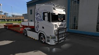 "[""Euro Truck Simulator 2"", ""new career"", ""Logitech Saitek Farm Simulator Bundle"", ""Logitech"", ""Saitek"", ""Truck"", ""Trucking Simulator"", ""Truck Simulator"", ""ets2"", ""euro"", ""truck"", ""Gothenburg"", ""Sweden"", ""Scania"", ""Volvo"", ""Daf"", ""Mercedes"", ""special"", ""tr"