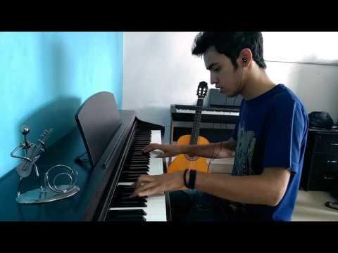 Teri Galliyan- Ek Villain,Piano Cover by Udbhav Sharma