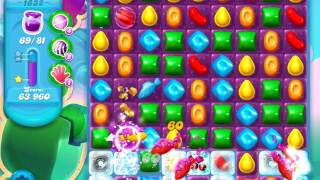 Candy Crush Soda Saga Level 1632 (3 Stars)