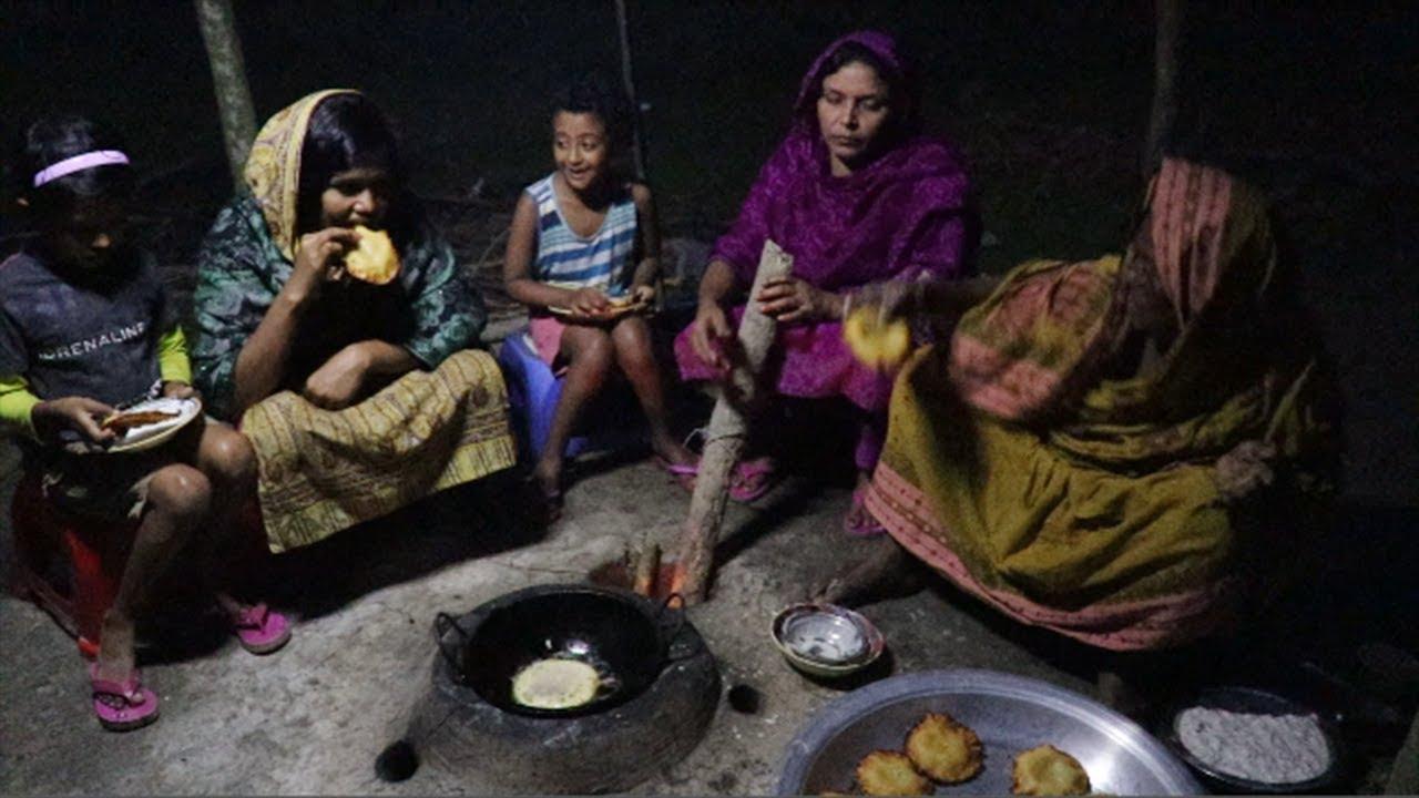 Bengali pitha recipe || How To Make Testy Pitha || Bangladeshi Pitha Recipe So Yummy And Testy Food