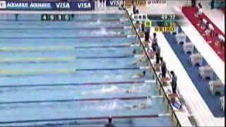 2007 競泳日本選手権 男子 100m 自由形