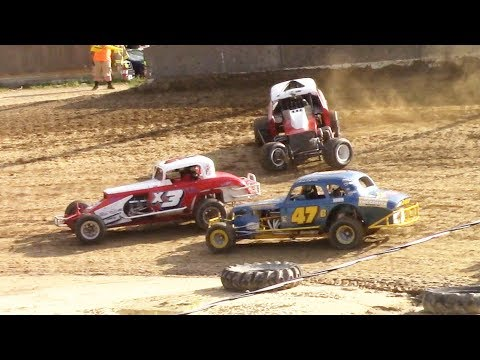 Vintage Modified Heat | Old Bradford Speedway | 7-9-17
