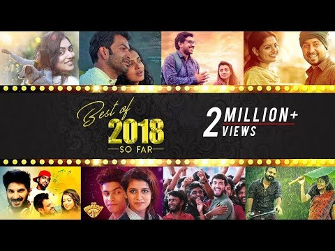 Best Of Malayalam Songs 2018  So Far  Top Malayalam Songs 2018  NonStop Audio Songs
