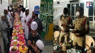 Ramzan Mein Iftar Party Apne Gharo Par Kare | Inspector Ne Ki Masjid Committee Ke Logo Se Meeting |
