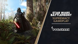Star Wars Battlefront Supremacy PC gameplay on Tatooine