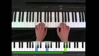 Er is een kindeke, Dutch Christmas Carol, easy piano