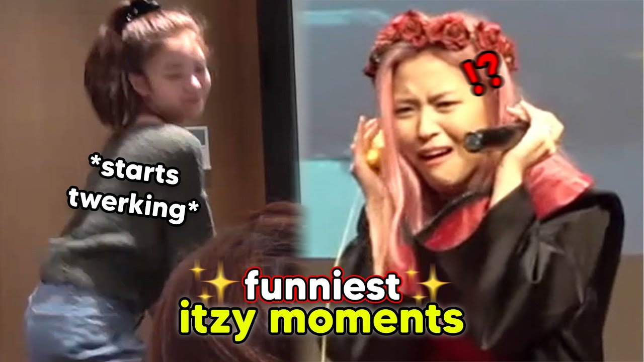 Download probably the funniest itzy moments