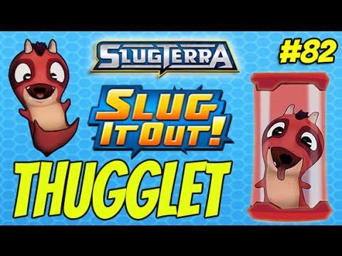 Slugterra Slug it out !   THUGGLET - Stealing opponent