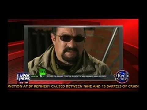 Bill O'Reilly: Steven Segal Defends Vlademir Putin