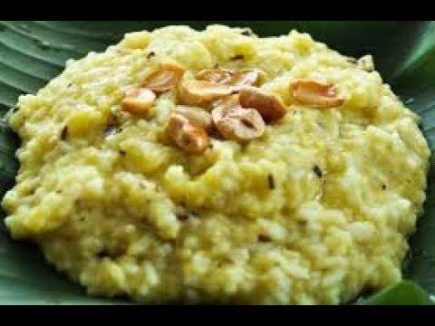 Ven Pongal - South Indian Ghee Khichdi Recipe