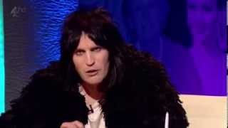 Noel Fielding's Andy Murray Impression