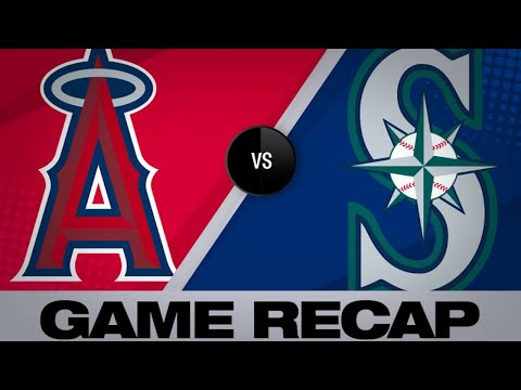 5/30/19: Trout, Calhoun lead Angels over Mariners