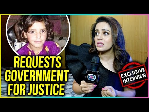 Neha Pendse REQUESTS Government To Take STRICT Action In Asifa Case | EXCLUSIVE Interview thumbnail