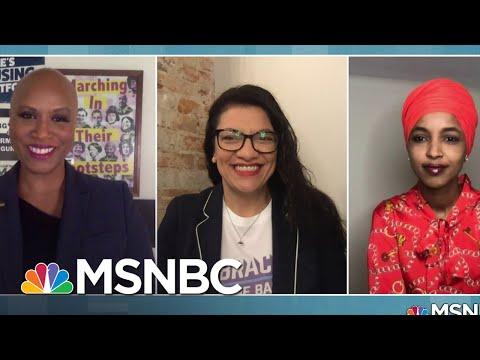 Representatives Pressley, Tlaib, Omar On Dire Need To Pass COVID Economic Relief   MSNBC