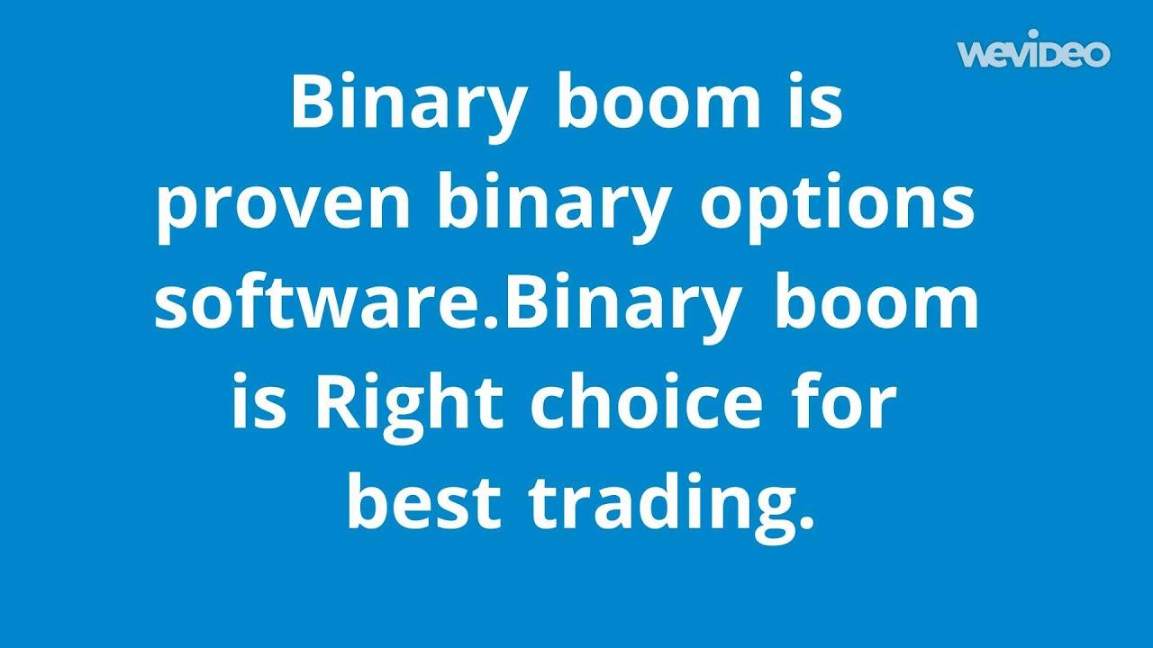 Binary trading boom forum