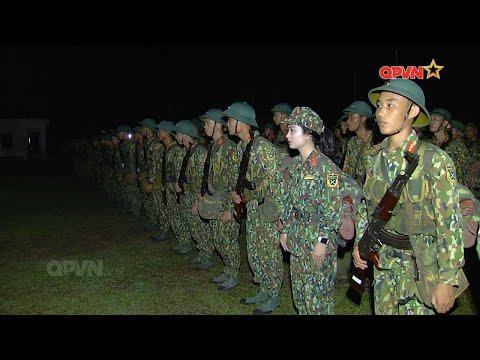Tiết lộ quá trình hành quân rèn luyện gian khổ của bộ đội Việt Nam