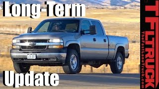 2002 Chevy Silverado 2500 HD Duramax Very Long Term Update