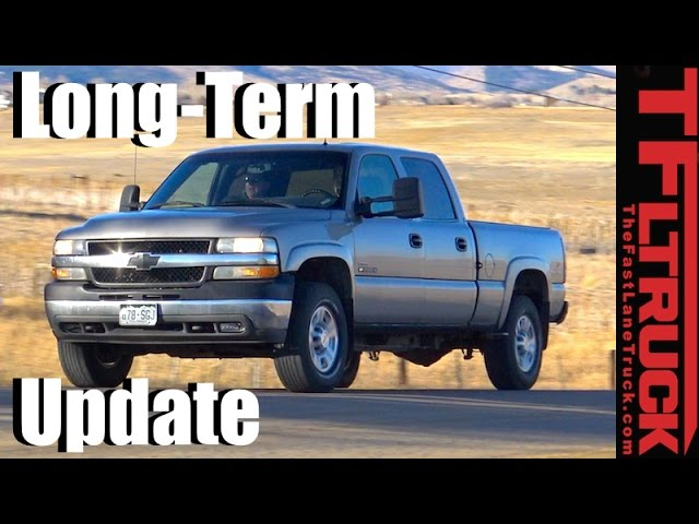 The Good and the Bad: 2002 Chevy Silverado 2500 HD Duramax