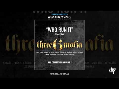 Lil Uzi Vert - Who Run It [Who Run It Vol. 1]