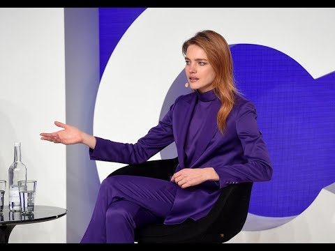 Natalia Vodianova - interview BoFVOICES 2017