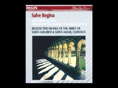 Benedictine Monks Of St. Maurice & St. Maur Clervaux - Salve Regina - Full Album