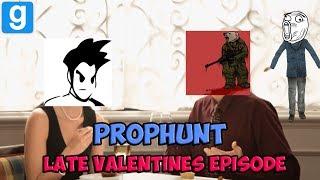 MLG Valentines Ninja!!! (Garry's Mod Prophunt Funny Moments)