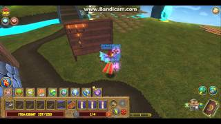 Wizard101 How to make letter candle floating