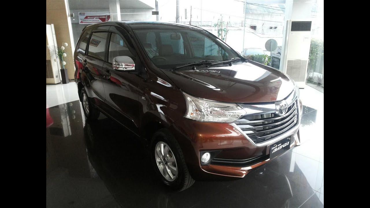 review toyota grand new avanza g 2015 - youtube
