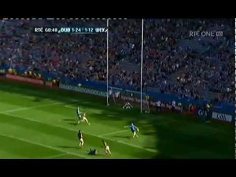 Paul Flynn some of his great moments for Dublin