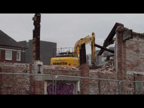 Mee Demolition - Working Weekends (outside of bylaw times)