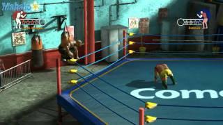 Lucha Libre: Heroes Del Ring - Story Mode Rudos Campaign, Retador vs Konnan