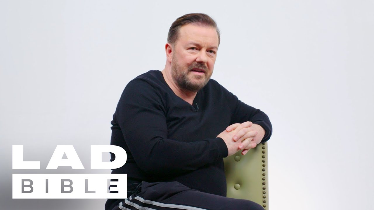Ricky Gervais Unfiltered: On UFOs And If Aliens Exist