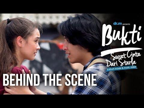 Cover Lagu Bukti: Surat Cinta Dari Starla Short Movie - Behind The Scene HITSLAGU