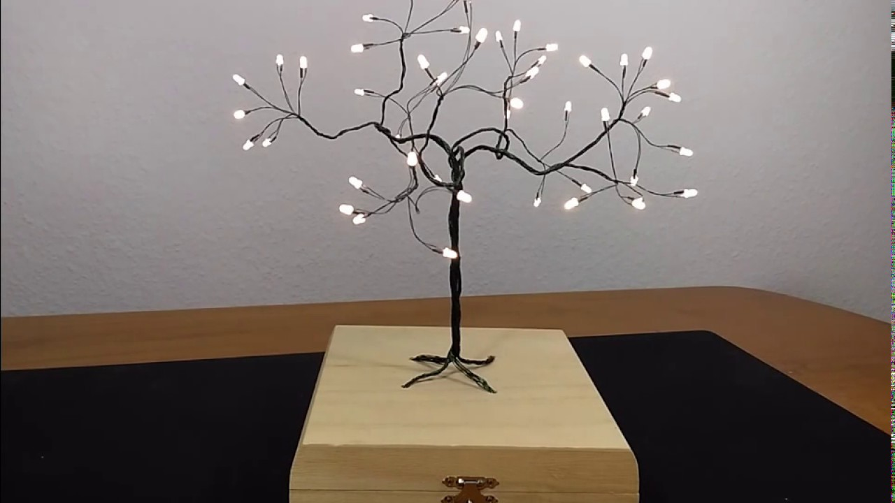 Tutorial: Build your own LED wire tree - Part 1/8 - Introduction ...
