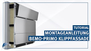 BEMO PRIMO VIDEO Clip on façade