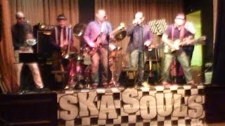 The Ska Souls UK  - Bed and Breakfast man - Cressex Community Centre - 2013